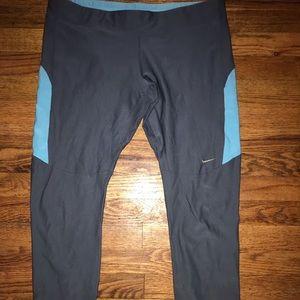 Nike XL running tights.